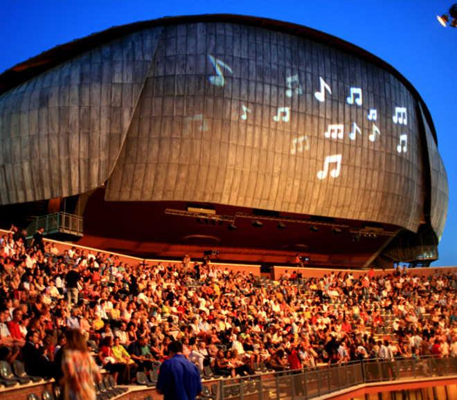 Roma - Auditorium Parco della Musica